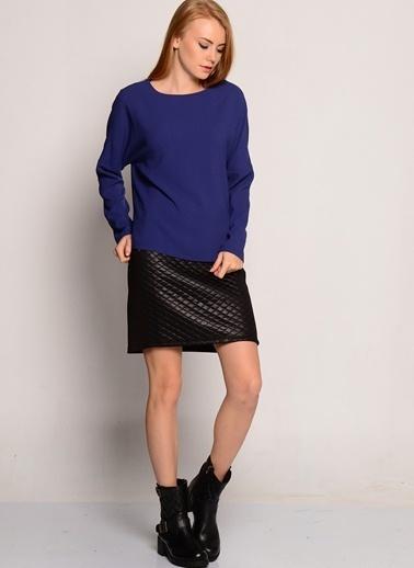 Fresh Company Uzun Kollu Bluz Lacivert